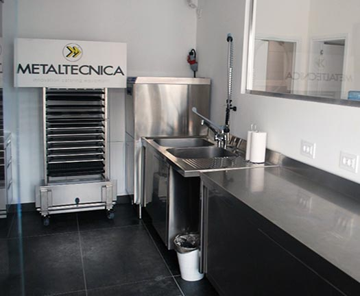 Metaltecnica Showroom
