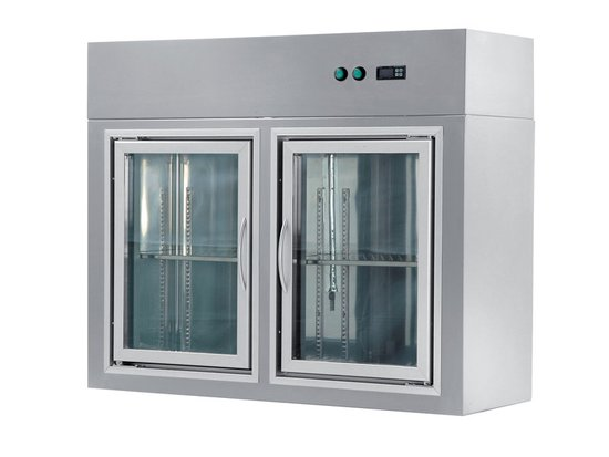 wall cabinets, static refrigerating