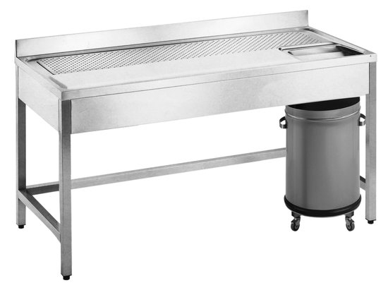meat preparation tables